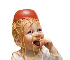 niño espaguettis