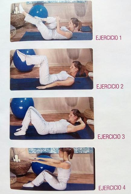ejercicios basicos pilates